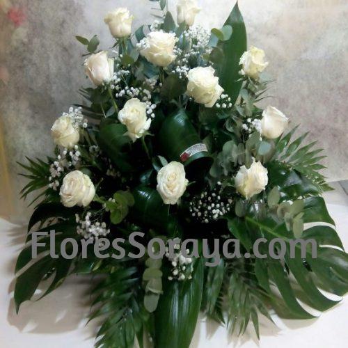 tanatorio Veguellina de Orbigo Flores Soraya